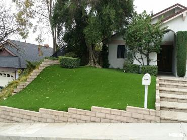 Artificial Grass Photos: Synthetic Grass Universal City California Lawn  Front Yard