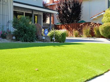 Artificial Grass Photos: Synthetic Grass Sierra Madre California  Landscape  Front